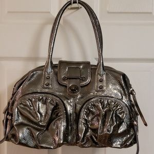 Botkier zip and turnlock satchel *brand new*